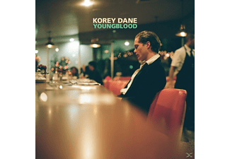 Korey Dane - Youngblood (Lp+Mp3+Poster) - (LP + Download)