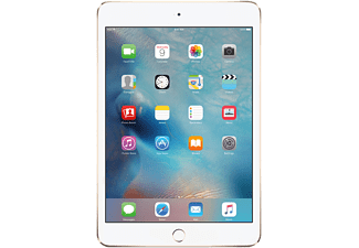 "APPLE iPad Mini 4 7.9"" 128 GB Wi-Fi Gold Edition 2015 (MK9Q2NF/A)"