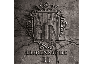 Alpa Gun - Ehrensache 2 (Premium) - (CD + DVD Video)
