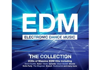 VARIOUS - Edm-The Collection - (CD)