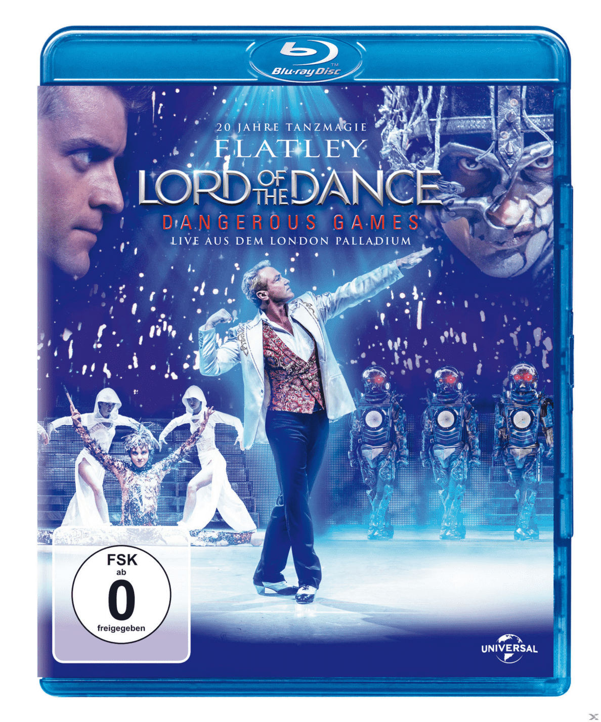 Lord Of The Dance - Dangerous Games auf Blu-ray