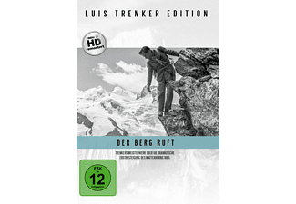 Luis Trenker Edition - Der Berg ruft (HD-Restastered) - (DVD)