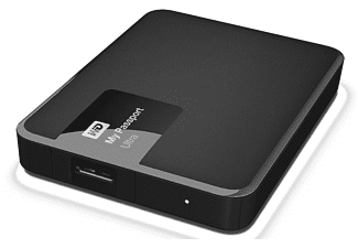 WESTERN DIGITAL My Passport Ultra 1TB Classic Black - (WDBGPU0010BBK-EESN)