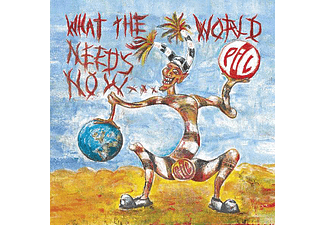 Public Image Ltd. - What The World Needs Now... (CD)