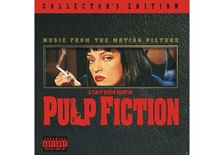 VARIOUS - Pulp Fiction (Collector's Edition) - (CD)