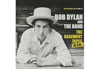Bob Dylan And The Band - The Basement Tapes Raw: The Bootleg Series Vol.11 - (Vinyl)