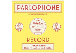 St. Germain - Real Blues (Terry Laird Remixes) - (Vinyl)