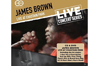 James Brown - Live At Chastain Park [CD + DVD Video]
