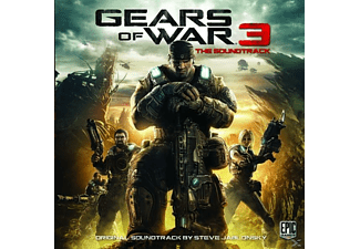 Steve Jablonsky - Gears Of War 3 (Ost) - (CD)