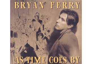 Bryan Ferry AS TIME GOES BY Rock/Pop CD
