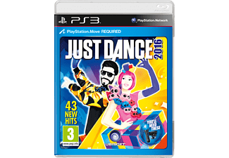 Just Dance 2016 NL/FR PS3
