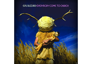 Evil Blizzard - EVERYBODY COME TO CHURCH - (CD)