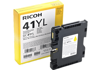 RICOH GC41 YL Yellow - (GLGC41YL-405768)