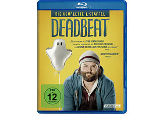 Deadbeat - Staffel 1 - (Blu-ray)