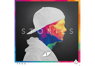 Avicii -  Stories (At Version) [CD]