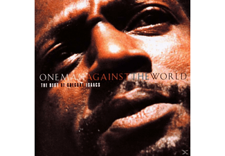 Gregory Isaacs - One Man Against The World-The Best Of - (CD)