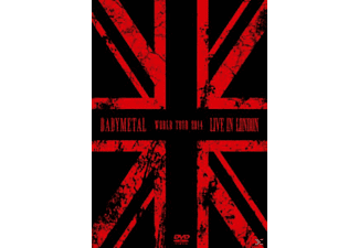 Babymetal - Live In London:Babymetal World Tour 2014 - (DVD)