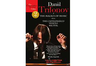 Daniil Trifonov - The Magics Of Music/Castelfranco Veneto Recital - (DVD)