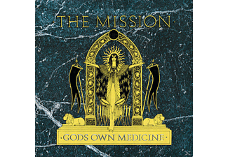 The Mission - GOD S OWN MEDICINE - (CD)