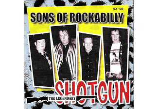 Shotgun - Sons Of Rockabilly - (CD)