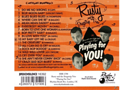 Rusty And The Dragstrip Trio - Playing For You [CD]