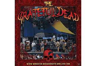 Grateful Dead - Wcuw Worcester Ma April 8 1988 - (CD)