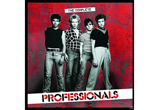 The Professionals - Complete Professionals - (CD)
