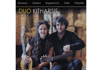 Duo Kitharsis - Guitars - (CD)