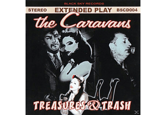 The Caravans - Treasures & Trash [CD]