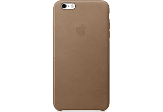 APPLE iPhone 6s Plus Leather Case Brown - (MKX92ZM/A)