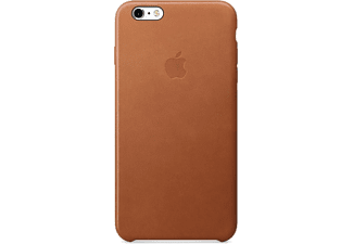 APPLE iPhone 6s Plus Leather Case Saddle Brown - (MKXC2ZM/A)
