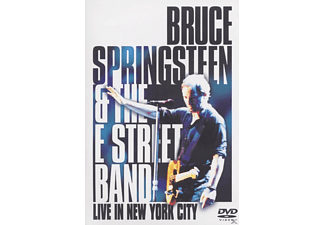 Bruce Springsteen, The E Street Band - LIVE IN NEW YORK CITY [DVD]