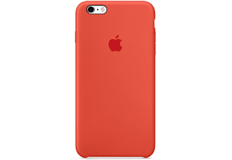 APPLE iPhone 6s Plus Silicone Case Orange - (MKXQ2ZM/A)