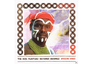 The Dizu Plaatjies Ibuyambo Ensemble - African Kings - (CD)