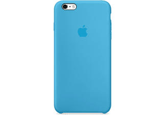 APPLE iPhone 6s Plus Silicone Case Blue - (MKXP2ZM/A)