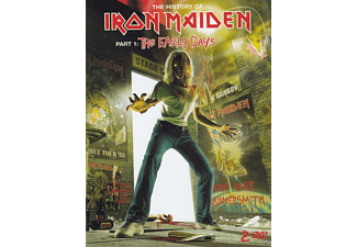 Iron Maiden - The Early Days - (DVD)