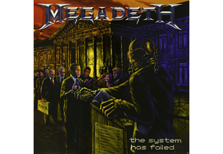 Megadeth - The System Has Failed - (Vinyl)