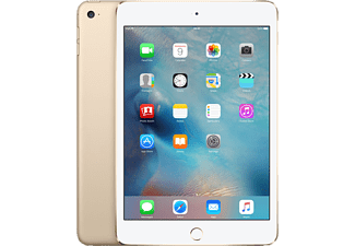APPLE iPad mini 4 Wi-Fi 128GB Gold - (MK9Q2RK/A)
