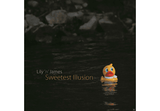 Lily'n'james - Sweetest Illusion - (CD)