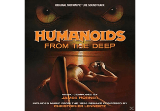 O.S.T. - Humanoids From The Deep - (CD)