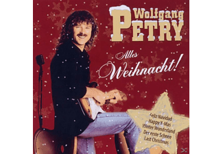 Wolfgang Petry - Alles Weihnacht! - (CD)