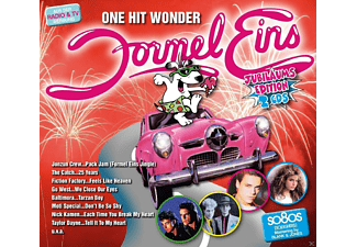 VARIOUS - FORMEL EINS ONE HIT WONDER - (CD)