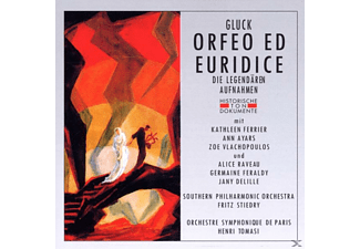 Southern Philharmonic Orch. - Orfeo Ed Euridice - (CD)
