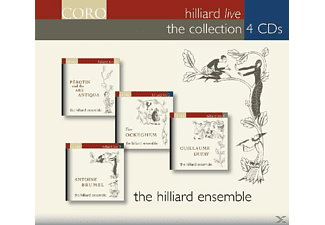Hilliard Ensemble - Hilliard Live-The Collection - (CD)