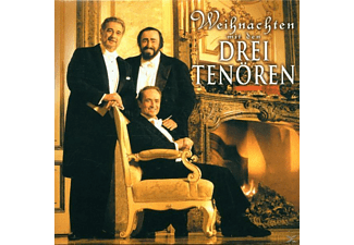 Plácido Domingo - The Three Tenors Christmas (International Version) - (CD)