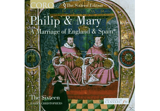 The Sixteen, Sixteen,The/Christophers,Harry - Philip & Mary-A Marriage - (CD)
