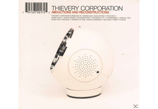 Thievery Corporation - Abductions + Reconstructions - (CD)
