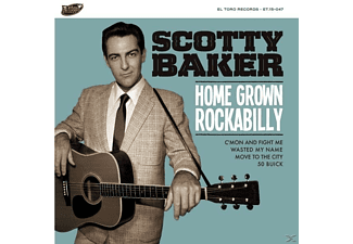 Scotty Baker - Home Grown Rockabilly - (Vinyl)