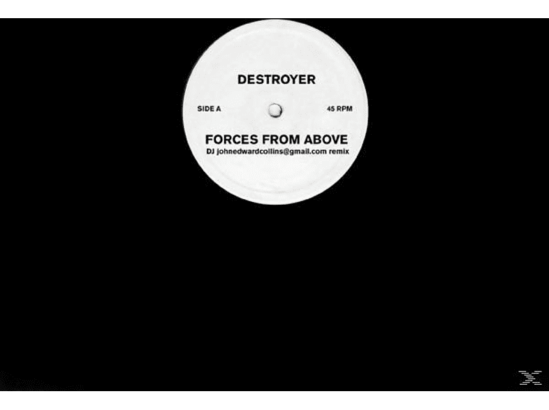 Destroyer - Forces From Above [Vinyl]