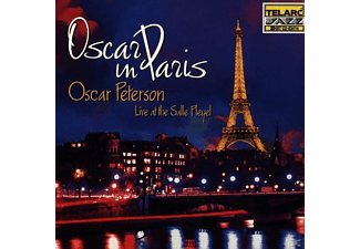 Oscar Peterson - OSCAR IN PARIS - (CD)